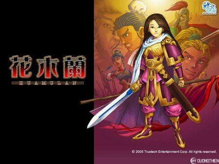 Game Hoa Mộc Lan- HuaMuLan