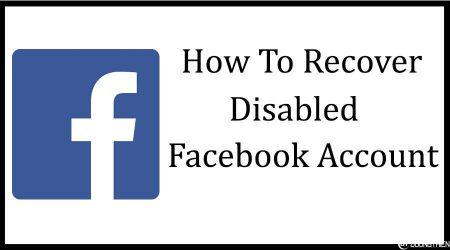 Lấy lại tài khoản Facebook bị khoá