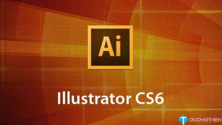 Adobe Illustrator CS6 Full – Thiết kế đồ họa chuyên nghiệp