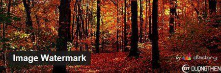 Image Watermark – Plugin đóng dấu bản quyền mạnh mẽ
