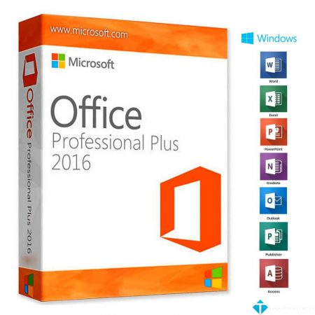 Microsoft Office 2016 Professional Plus Full