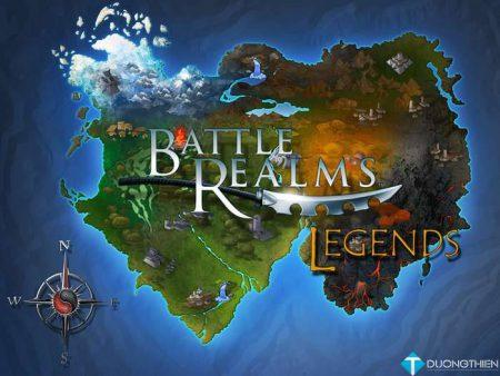 Tổng hợp một số maps cho Battle Realms