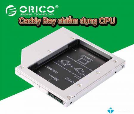 Khắc phục lỗi Caddy Bay chiếm dụng CPU