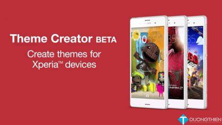 Sony Xperia Theme Creator v1.2