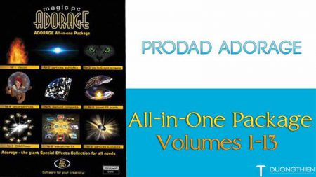 proDAD Adorage 3.0.115.2 & All-in-One Effect Library (1-13)