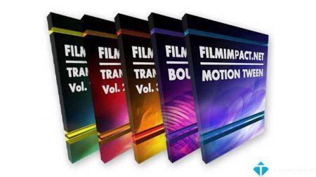 FilmImpact Transition Packs 3.6.1 – Chuyển cảnh cho Premiere Pro