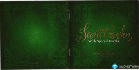 [FLAC]Inside Im Singing – Secret Garden