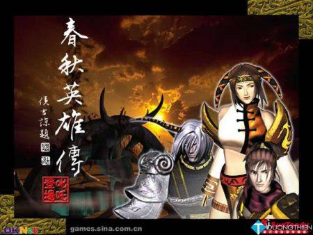 Game Xuân Thu Anh Hùng