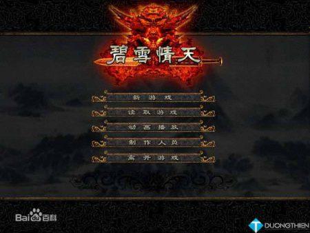 Game Băng Tuyết Truyền Kỳ 1 – 碧血情天 1