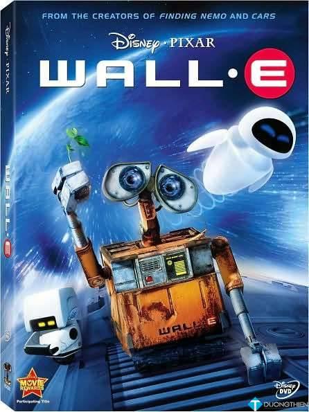 Wall-E – Cỗ máy biến hình