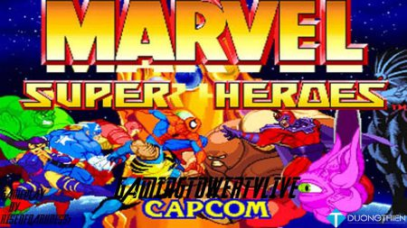 Marvel Super Heroes PS1 for PC