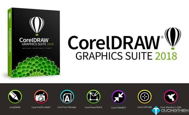 CorelDraw 2018 – Thiết kế đồ hoạ chuyên nghiệp