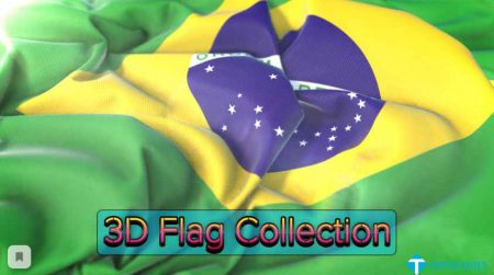 [AE Project]3D Flag Collection 20317622