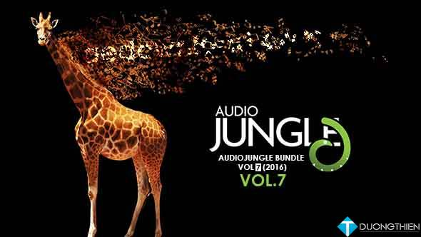 AudioJungle Bundle Vol. 7