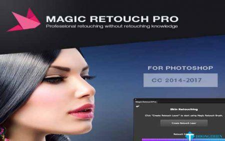 Magic Retouch Pro 4.3 for Photoshop