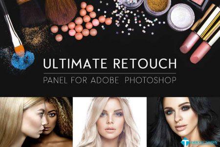 Ultimate Retouch Panel 3.7.70 – Plugin chỉnh sửa ảnh mạnh mẽ
