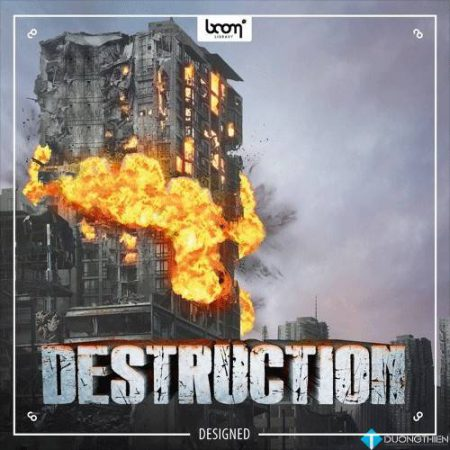 Boom Library – Destruction Bundle