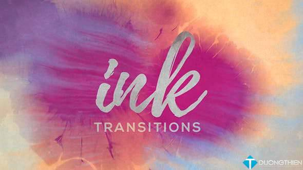 [AE Project]Ink Transitions 18015094