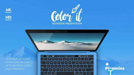 [AE Project]Color it – Notebook Presentation